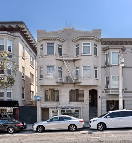2350 Van Ness Avenue San Francisco, CA 94109
