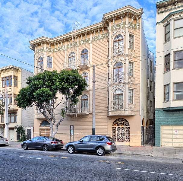 Room For Rent In Sf: 2510 Van Ness Avenue San Francisco, CA 94109